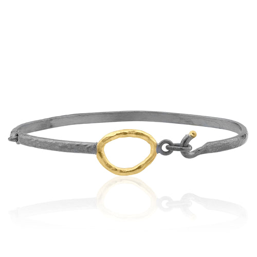 Lika Behar Organic Shape Bangle