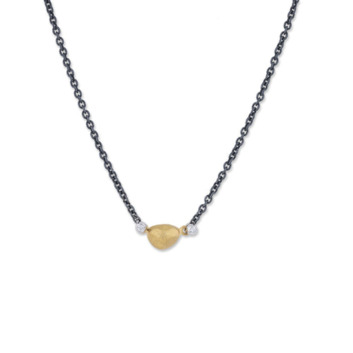 Lika Behar Pebble Necklace