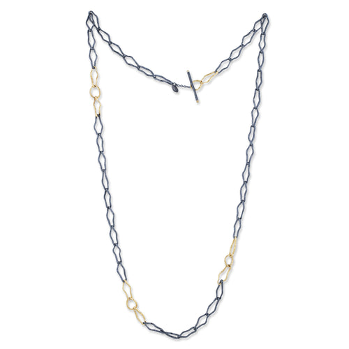Lika Behar Organic Link Necklace