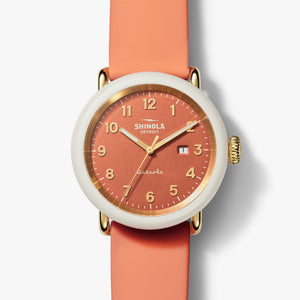 "Shinola ""The Peony"" Detrola, 43mm"