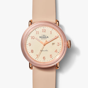 "Shinola ""The Pinky"" Detrola, 43mm"