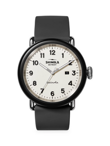 "Shinola ""The Penguin"" Detrola, 43mm"