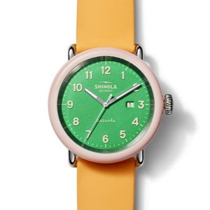 "Shinola ""The Islander"" Detrola, 43mm"