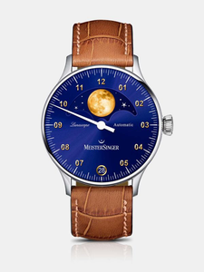 "MeisterSinger Lunascope ""Golden Moon"" 40mm"