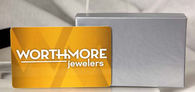 Worthmore Jewelers Gift Card