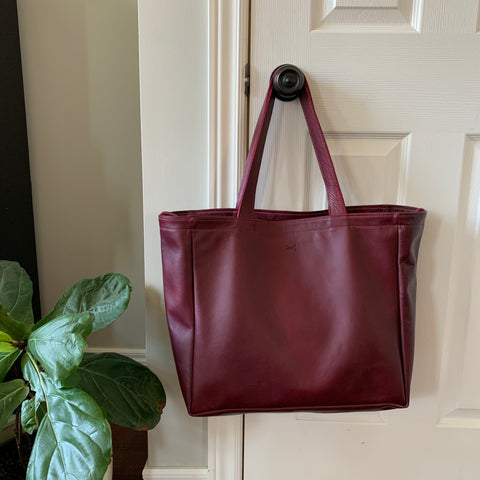 PREORDER - Everything Leather Tote Bag