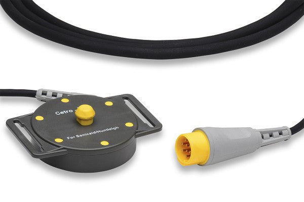 Oxford Huntleigh Compatible Ultrasound Transducer