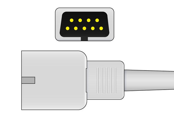 MEK Compatible Direct-Connect ECG Cable