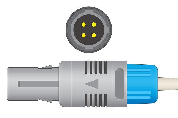 Siemens Compatible Direct-Connect ECG Cable