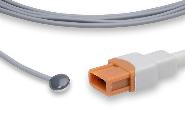 Spacelabs Compatible Reusable Temperature Probe- 20700-4000-00