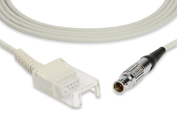 Criticare Compatible SpO2 Adapter Cable- 518LD
