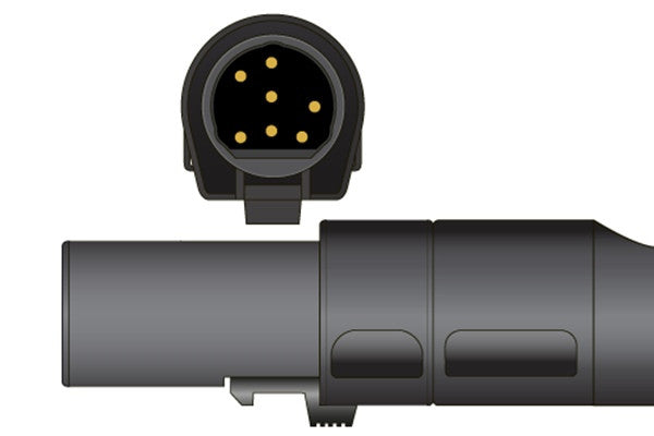 Datex Ohmeda Compatible Direct-Connect SpO2 Sensor