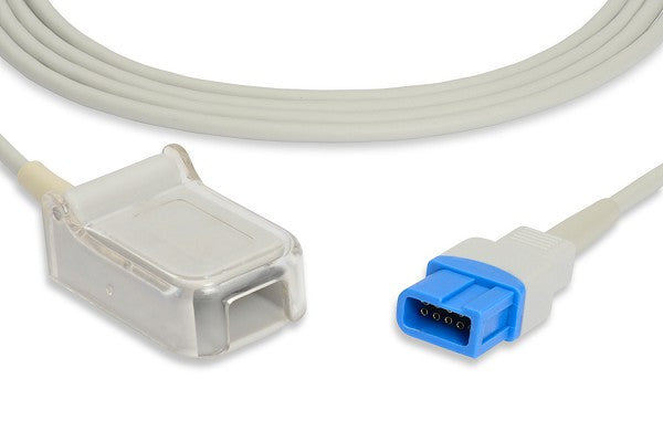 Spacelabs Compatible SpO2 Adapter Cable- 700-0030-00