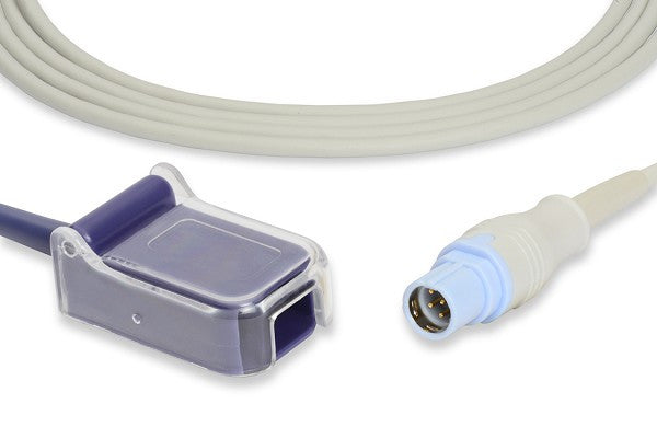 Draeger Compatible SpO2 Adapter Cable
