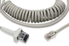 GE Healthcare > Marquette Compatible EKG Trunk Cable- 700044-203thumb