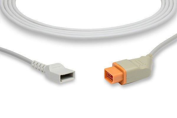 Nihon Kohden Compatible IBP Adapter Cable