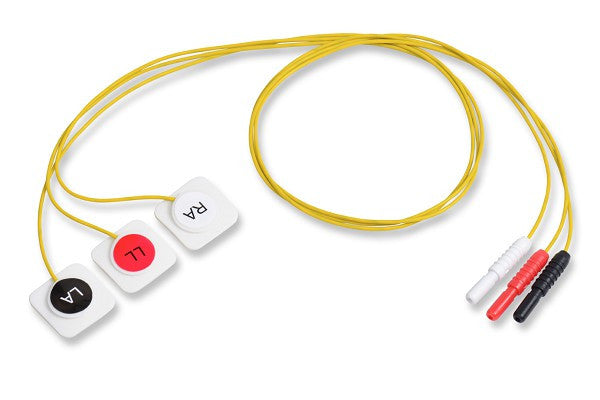 DIN Style Compatible Disposable ECG Leadwire- LW-3090072/RLC