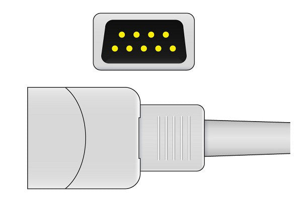 Nonin Compatible Direct-Connect SpO2 Sensor