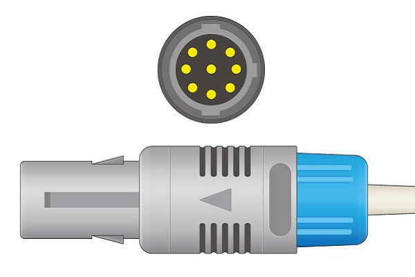 ChoiceMMed Compatible Direct-Connect SpO2 Sensor