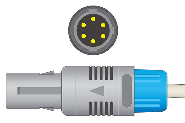 DRE Compatible Direct-Connect SpO2 Sensor