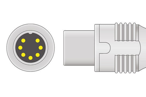 Schiller Compatible Direct-Connect SpO2 Sensor