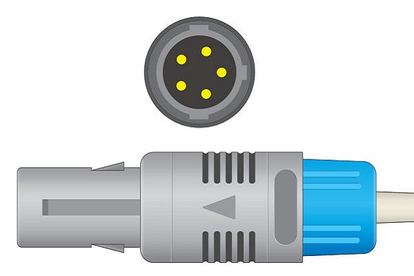Biolight Compatible Direct-Connect SpO2 Sensor