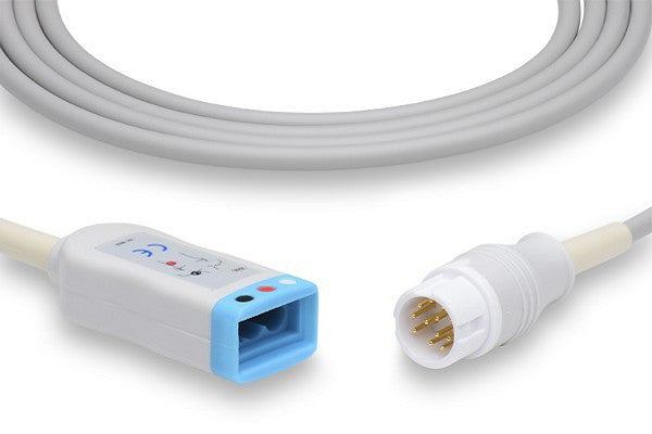 Philips Compatible ECG Trunk Cable