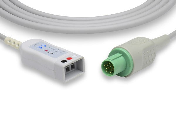 Hellige Compatible ECG Trunk Cable