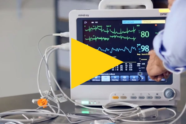 Mindray > Datascope Compatible ECG Trunk Cable