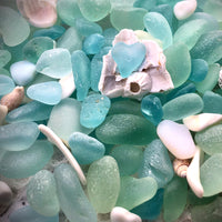 My Journey to Creating with Sea Glass