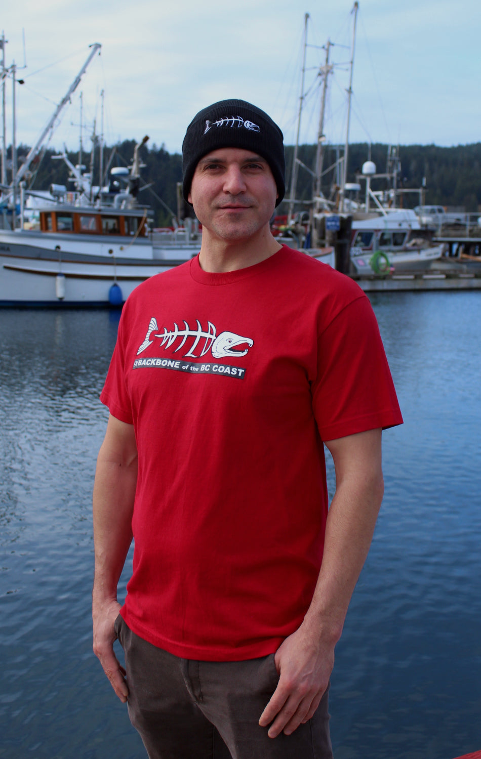 WILD Backbone of the BC Coast T Shirt