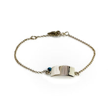 Load image into Gallery viewer, PanB ID Bracelet-Silver