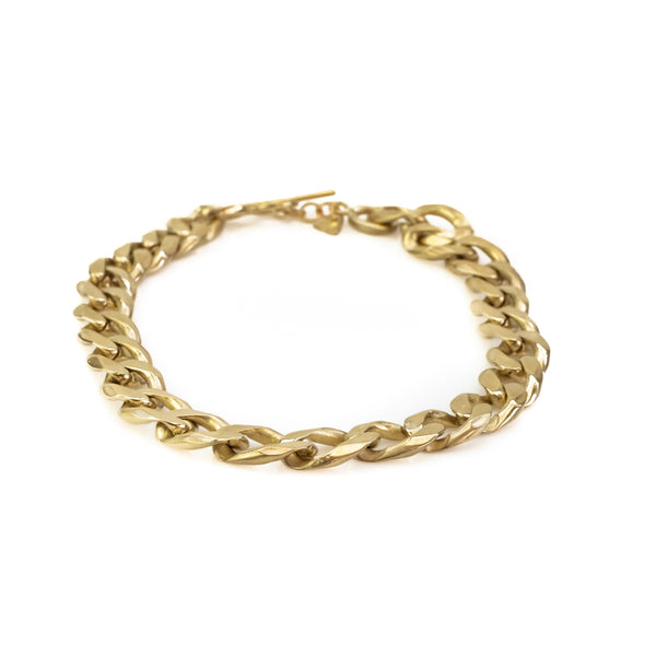 Bilboe Small Necklace-Gold