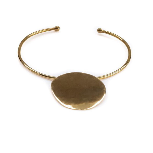 Cosmos Necklace-Gold