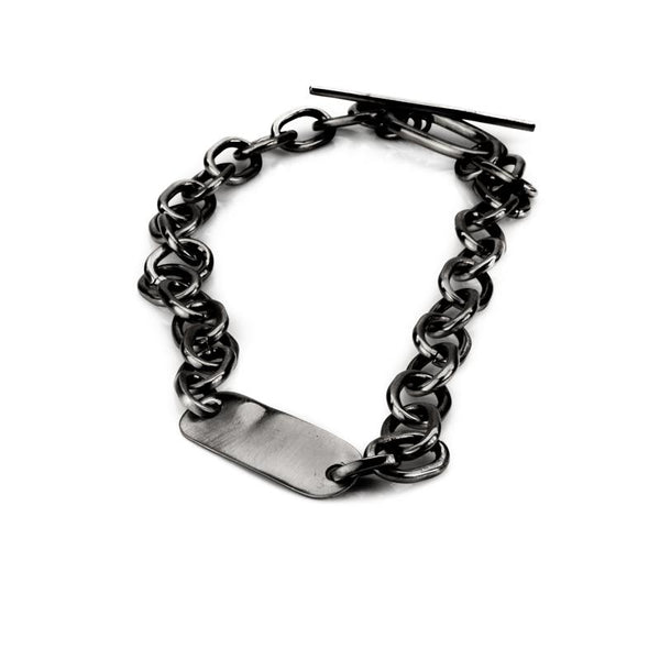 Grade Necklace-Black