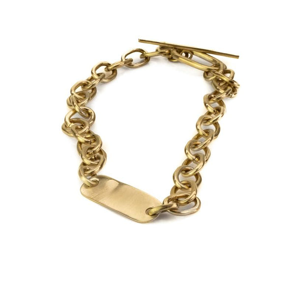 Grade Necklace-Gold