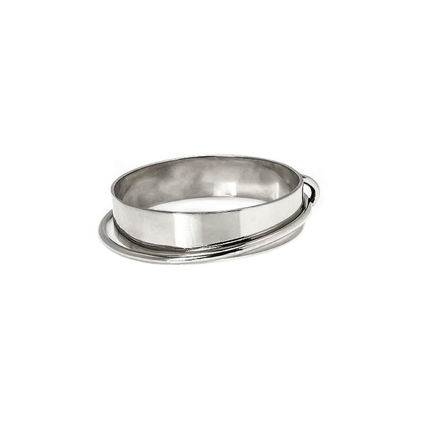 Handcuff Small-Silver