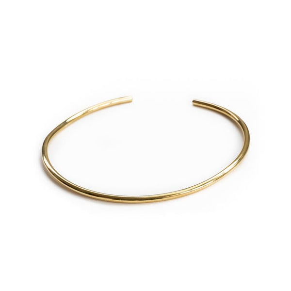 Rapture Collar Neckpiece-Gold