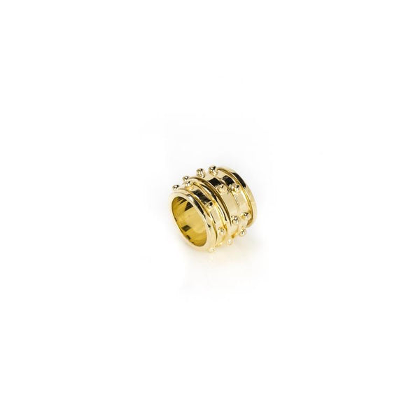 Dubai Ring-Gold