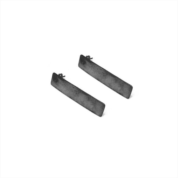 Hazel Earrings-Black