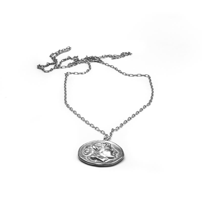 LYSIMACHUS II Necklace-Silver