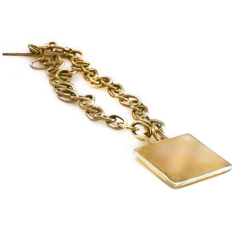 Thor Necklace-Gold