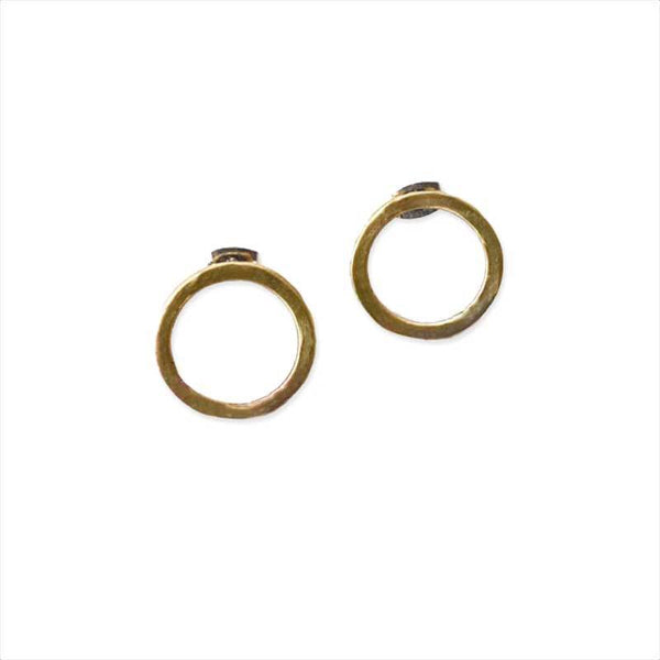 Robyn Earrings-Gold