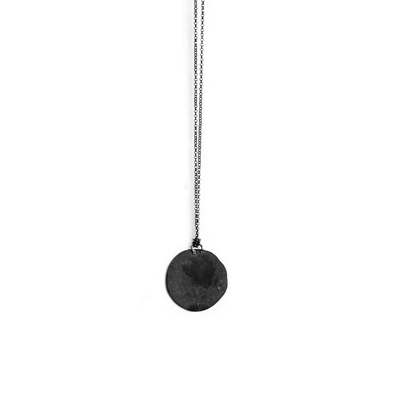 Amelia Small Pendant-Black