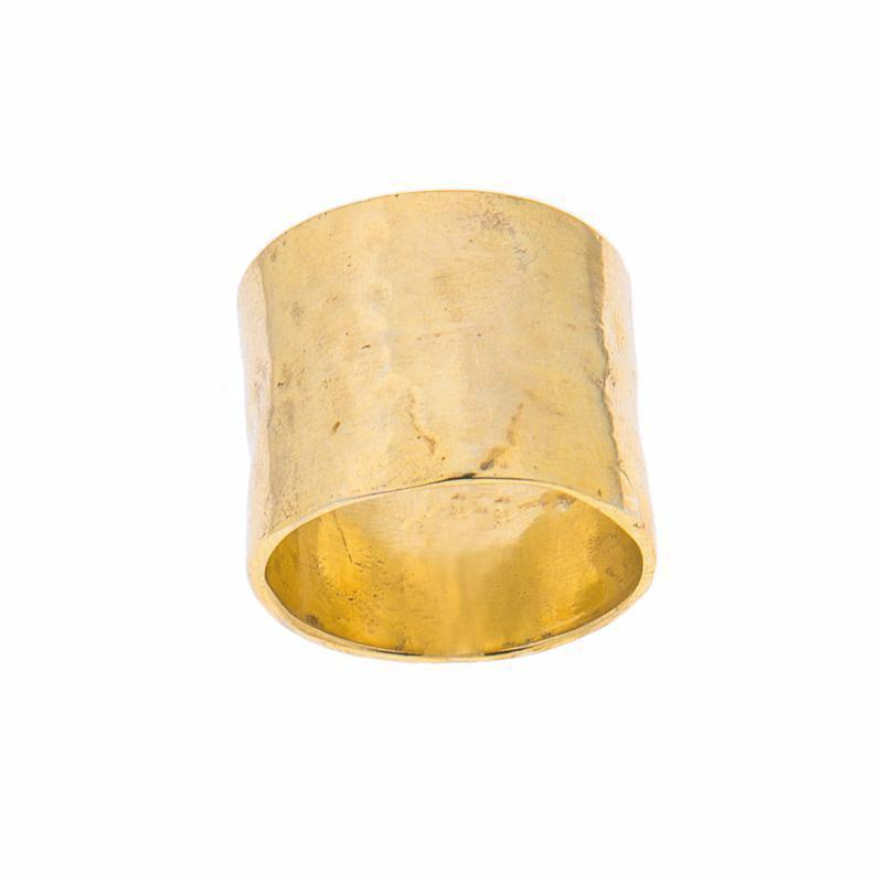 Pipe Ring-Gold