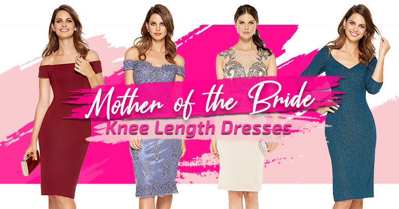 Knee Length Mother of the Bride Dresses | Must Haves for 2020!