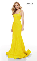 Alyce Paris Long Dress 60692