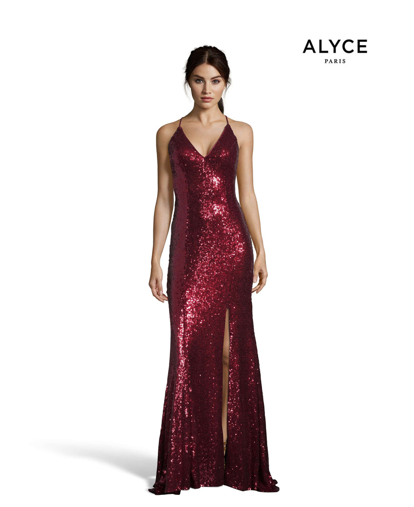 ALYCE PARIS ALYCE LONG 60822
