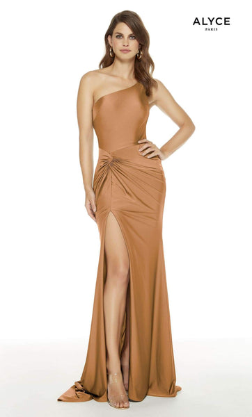 Alyce Paris 60768 One Shoulder Dress