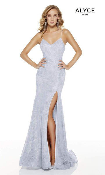 Alyce Paris 60817 Prom Dress with a Slit